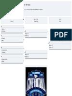 2020 Colorado high school state 6-man football bracket