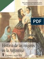 Historia de las mujeres en la Argentina I - Fernanda Gil Lozano, Valeria Silvina Pita y María Gabriela Ini (dir.).pdf