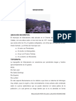 inventario turistico Manzanares