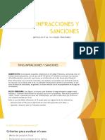infracciones y sanciones clase 5 vf