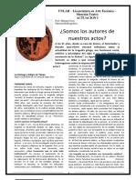 ENTREVISTA A J.P. VERNANT SOBRE EL TEATRO GRIEGO