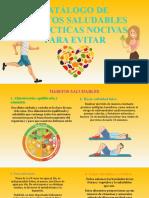 CATÁLOGO DE HÁBITOS SALUDABLES