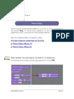 2ο φύλλο εργασίας για το Scratch ( Παλέτα Όψεις )