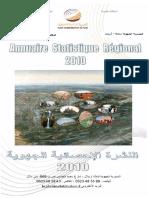 Annuaire statistique de la région Tadla Azilal, 2010