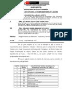 INFORMES MENSUALES MATERIALES VESTUARIO ETC 2017 RAQCHI - QOLQAS