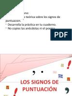 PPT USO DE SIGNOS DE PUNTUACIÓN PARA EL LUNES 14 DE OCTUBRE..pptx