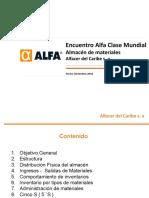 Almacén de materiales-Alfacer del Caribe s. a Diciembre 2016 (Dic-12).pptx