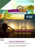 12- TACOA SUN PROTECTOR SOLAR
