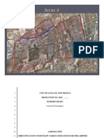 Airport Road Resolution Initiatives