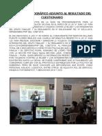 PANEAUX SOBRE EL CUESTIONARIO GUIA DE PROCEDIMIENTOS PNP APLICADO EN LA CHARLA