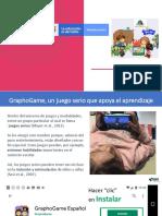 Presentacion Graphogame