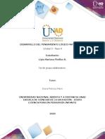 Plantilla de Trabajo - Paso 4 - Implementación DPLM Lmpb