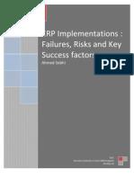ERP failures
