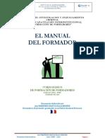 Manual del Formador 2016