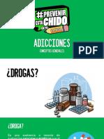 ADICCIONES-CONCEPTOS GENERALES (SECUNDARIA)