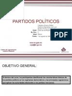 TRIBUNAL ELECTORAL (PARTIDOSPOLITICOS)