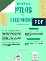 PILAS Y ELECTRODOS