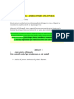 UNIDAD 1 ANTECEDENTES DEL DEPORTE