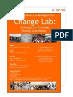 Convite Curso Change Lab - Fev 2011