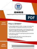 Idmris Overview With Adac-fms v.1