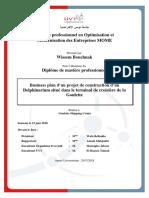 businessplan de Delphinarium
