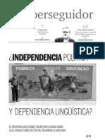 El perseguidor 30 - revista de limba spaniola din Tenerife