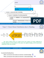 Aircraft Structures-II_U1_L1_T3_Direct stress distribution due to bending