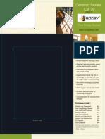 3M Residential & Commercial Ceramic Series Window Tinting   CM30 Sample Card   Sunray   www.sunrayfilms.com