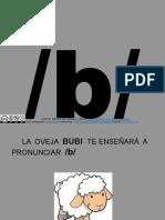 LIBRITO FONEMA B