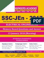 SSC_JEn_(23_Jan_Electrical_(Morning)