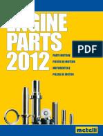 Metelli Catalogo Motore 2012