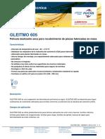 gleitmo 605 - PI - (ES-ES) - Ficha técnica