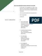 c.a. writ 291-2015