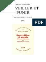 foucault Surveiller et punir 1975.pdf