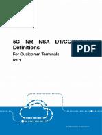 5G NR NSA DT_CQT KPI Definitions (For Qualcomm Terminals)_R1.1_20190617