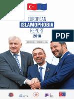 Kostic,I.E.-Islamophobia Report 2018