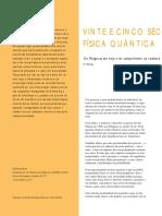 Física Quântica - Vinte e Cinco Séculos de FQ
