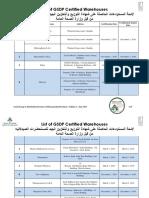 ListofGSDPCertifiedWarehouses-June2018 (1)