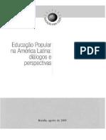 Educação popular na América Latina desafios e perspectivas.pdf