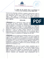 Resolución DIGEIG No. 03-2020. Procedimiento de desvinculación de los miembros de las CEP