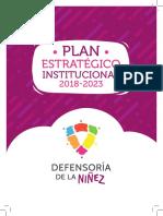 PLAN-ESTRATÉGICO-INSTITUCIONAL-DEFENSORÍA-DE-LOS-DERECHOS-DE-LA-NIÑEZ.pdf
