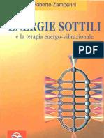 Roberto Zamperini Energie Sottili