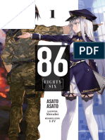 86--EIGHTY-SIX Volume-1 (Light Novel)