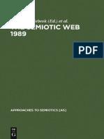 [Approaches to semiotics 92] Thomas Albert Sebeok_ Donna Jean Umiker-Sebeok_ Evan P Young - The semiotic web 1989 (1990, De Gruyter) - libgen.lc.pdf