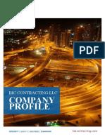 BICC Company Profile
