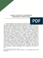 A ideia nacional no período modernista português por NJ