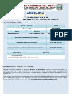 MODULO DE APRENDIZAJE Nº 26  PRIMERO -  EPT
