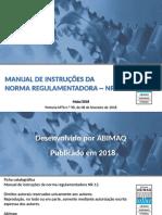 Manual de Instrucoes da NR-12 - 2018