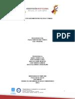 ARGUMENTACION POLITICA Y FAMILIA