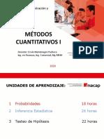 Unidad II Métodos Cuantitativos I - copia